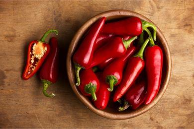 Kokeile chiliä kotikeittiössä